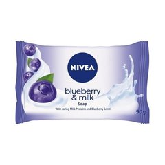 Мыло Nivea Blueberry & Milk 90 г