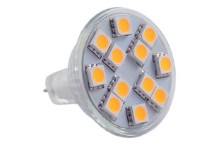 LED Spuldze MR11 2W 12V   цена и информация | Лампочки | 220.lv