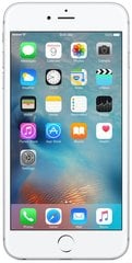 Apple iPhone 6s Plus 128GB Silver (Sudrabs)