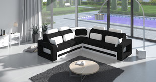 Mikstais stūra dīvāns Bergamo