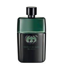 Balzāms pēc skūšanās Gucci Guilty Black 90 ml cena un informācija | Kosmētika vīriešiem | 220.lv