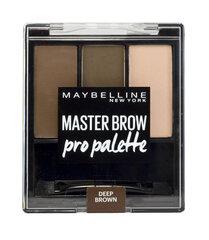 Komplekts uzacīm Maybelline Master Brow 3.4 g