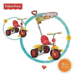 Trīsritenis Fisher price Glee Plus 2 IN 1, 3350533