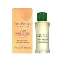 Parfimērijas eļļa Frais Monde Spa Fruit Peach And White Musk 10 ml