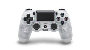 Vadības pults Sony Playstation 4 DualShock 4 Silver (Sudrabains) cena un informācija | Spēlu konsoles aksesuāri un spēles | 220.lv