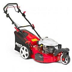 Benzīna zāles pļāvējs pašgājējs Hecht 5533 SWE 5 IN 1 cena un informācija | Zāles pļāvēji | 220.lv