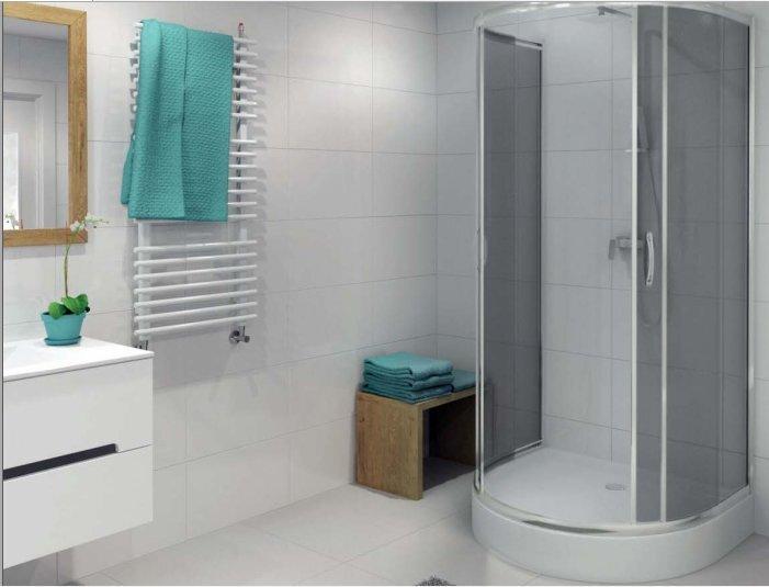 Dušas kabīne Durasan Parma Dark NK_100