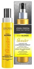 Лак для волос John Frieda Sheer Blonde Go Блондер 100мл