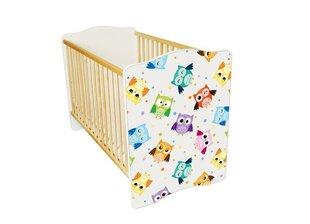 Bērnu gultiņa Amila Baby (46) cena un informācija | Bērnu istabas mēbeles | 220.lv