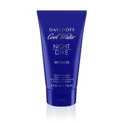 Лосьон для тела Davidoff Cool Water Night Dive Woman 150 мл