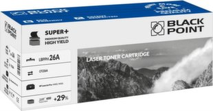 Toner Black Point LBPPH26A | Black | 4 000 p. | HP CF226A