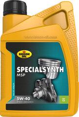 Моторное масло KROON-OIL Specialsynth MSP 5W-40, 1 Л цена и информация | Моторное масло | 220.lv