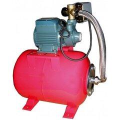 Электрический водяной насос AUQB60 24L (стальной резервуар) цена и информация | Ūdens sūkņi | 220.lv