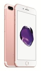 Apple iPhone 7 Plus 128GB LTE Gold Rose cena un informācija | Mobilie telefoni | 220.lv