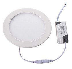 LED panelis LEDlife, 15W (silta balta)