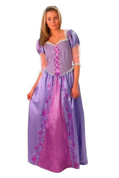 Rapunzel kleita