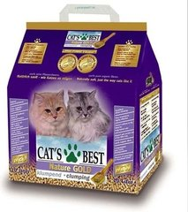 Pakaiši kaķiem CAT'S BEST NATURE GOLD, 10 l