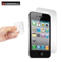 Forcell Fleksibls 0.2mm 9H Hybrid Pretskrāpju Premium klalitātes Aizsargstikls Apple iPhone 5 5S iPhone SE