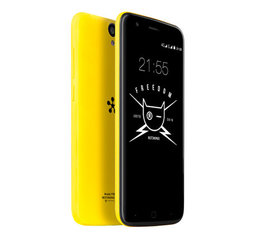 Just5 Freedom Dual LTE Yellow (Dzeltens)