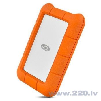 LaCie mobile drive Rugged USB-C 2,5'' 1TB 3600RPM USB3.1
