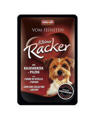 Animonda konservi suņiem ar teļa sirdi un sēnēm Vom Feinsten Kleiner Racker 85 g
