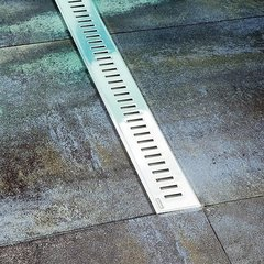 Dušas kanāls RAVAK Zebra 850 mm cena un informācija | Dušas kanāls RAVAK Zebra 850 mm | 220.lv