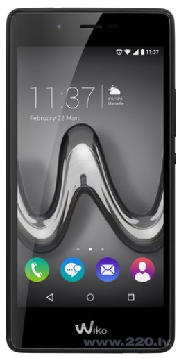 Wiko Tommy LTE Black