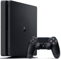 Sony PlayStation 4 Slim 1TB (2016) cena un informācija | Spēļu konsoles | 220.lv
