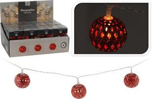 Ziemassvētku virtene, 10 LED