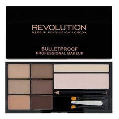 Komplekts uzacu korekcijai Makeup Revolution London Ultra Brow 19 g