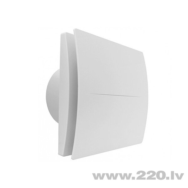 Nosūces ventilators AERAULIQA QD120HT BB