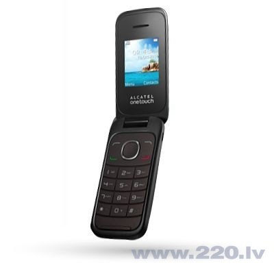 Alcatel 1035 Brown