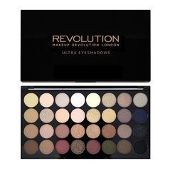 Acu ēnu palete Makeup Revolution London Flawless Ultra 16 g