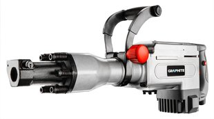 Молоток отбойный Graphite 1700W HEX 58G867