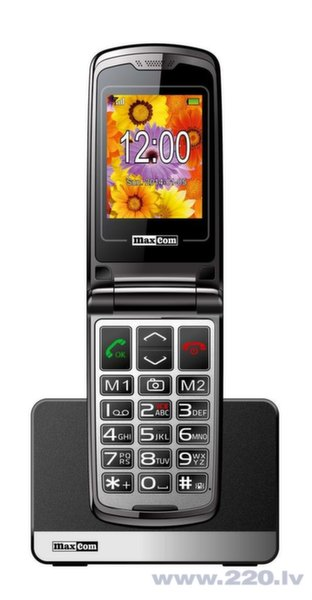 MaxCom MM822BB, Black