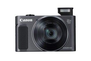 Canon PowerShot SX620 HS Melna