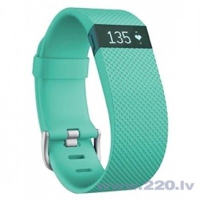 Fitbit Charge HR L, Zaļš