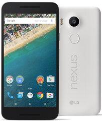 LG Nexus 5X (H791), 16GB, Balts