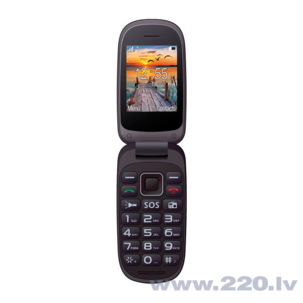 Maxcom MM818 Dual Black ENG