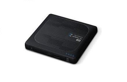 Ārējais cietais disks External HDD WD My Passport Wireless Pro 2.5'' 3TB WiFi Black