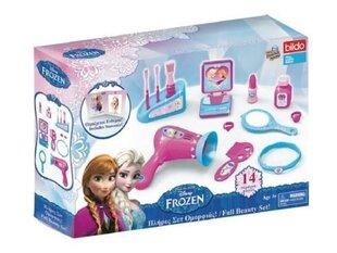 Kosmetikas komplekts Ledus sirds (Frozen), 14 detaļas cena un informācija | Lomu spēles | 220.lv