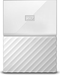 WD My Passport 2.5'' 1TB USB 3.0 White