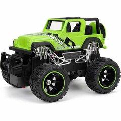 Radiovadāma mašīna New Bright 1:24 R/C Jeep Wrangler cena un informācija | Radiovadāmās rotaļlietas | 220.lv
