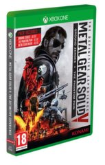 Spēle Metal Gear Solid V Definitive Edition (XboxONE)