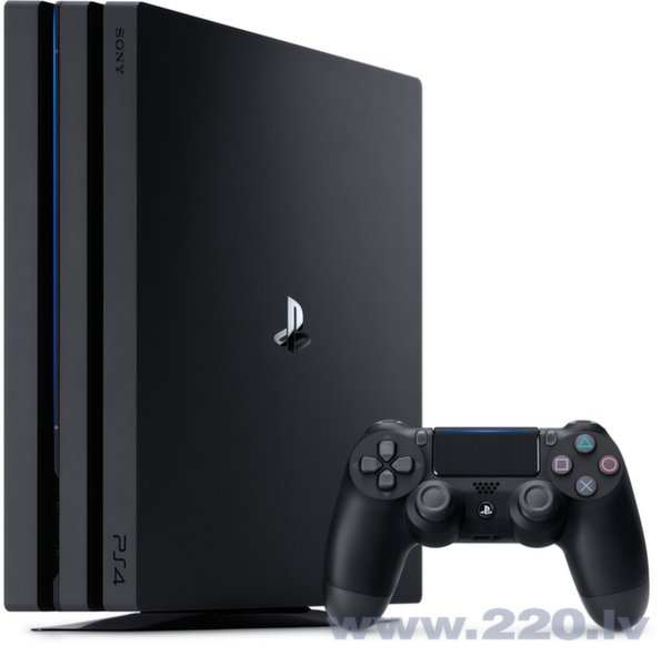 PlayStation4 Pro 1TB A Chassis Black/EAS