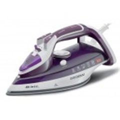 Ariete Steam Iron A6243 Purple, 2200 W, Anti-drip function, Vertical steam function   cena un informācija | Gludekļi | 220.lv