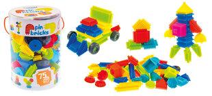 Konstruktors Pin Bricks, 75 gab., 11286 cena un informācija | Konstruktori | 220.lv