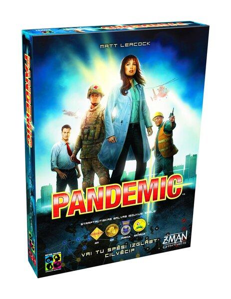 Galda spēle Pandemic LV
