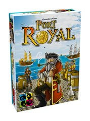 Настольная игра Port Royal, LT, LV, EE