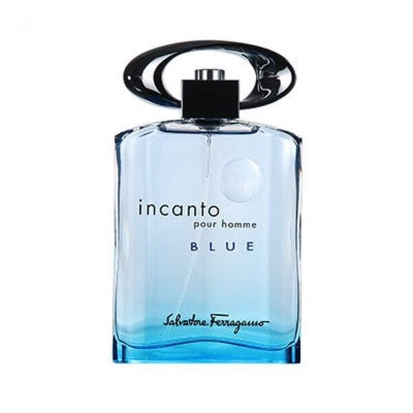 Tualetes ūdens Salvatore Ferragamo Incanto Blue edt 100 ml cena un informācija | Vīriešu smaržas | 220.lv